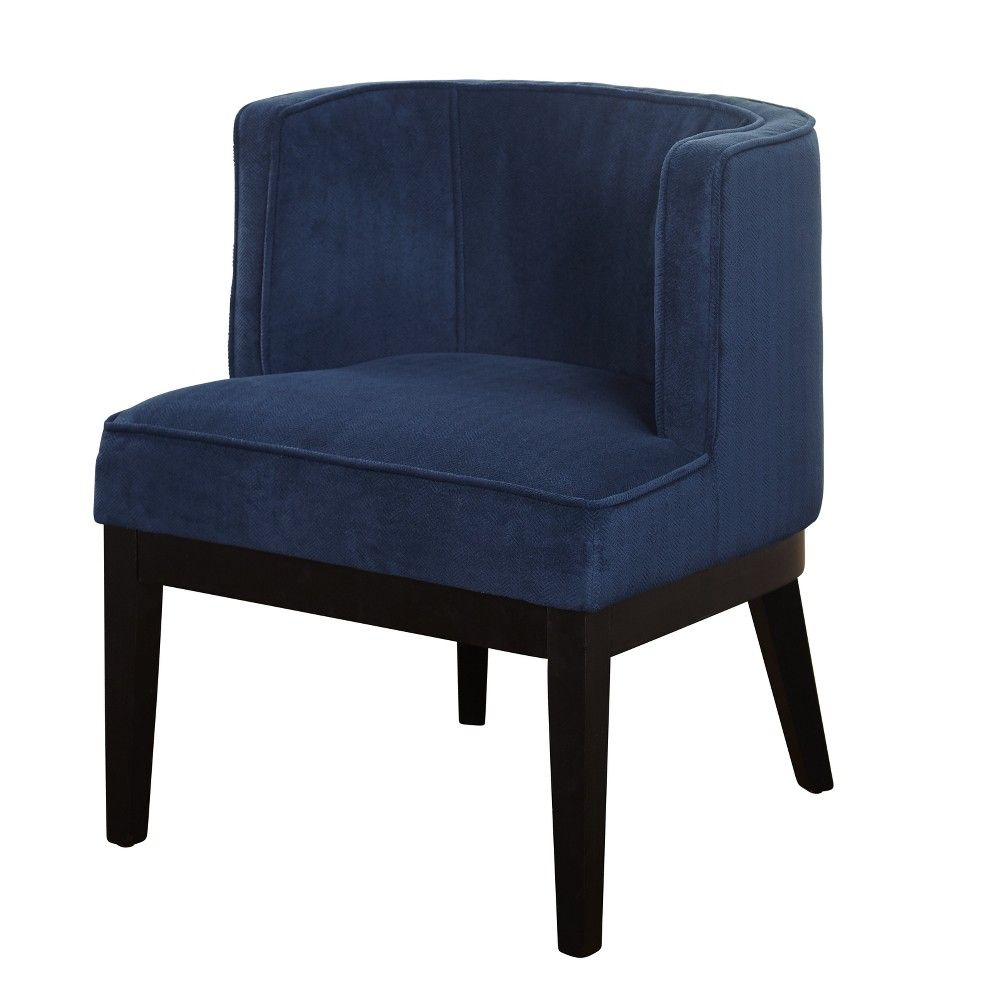 Meredith Chair Blue Buylateral Furniture Accent Chairs Chair