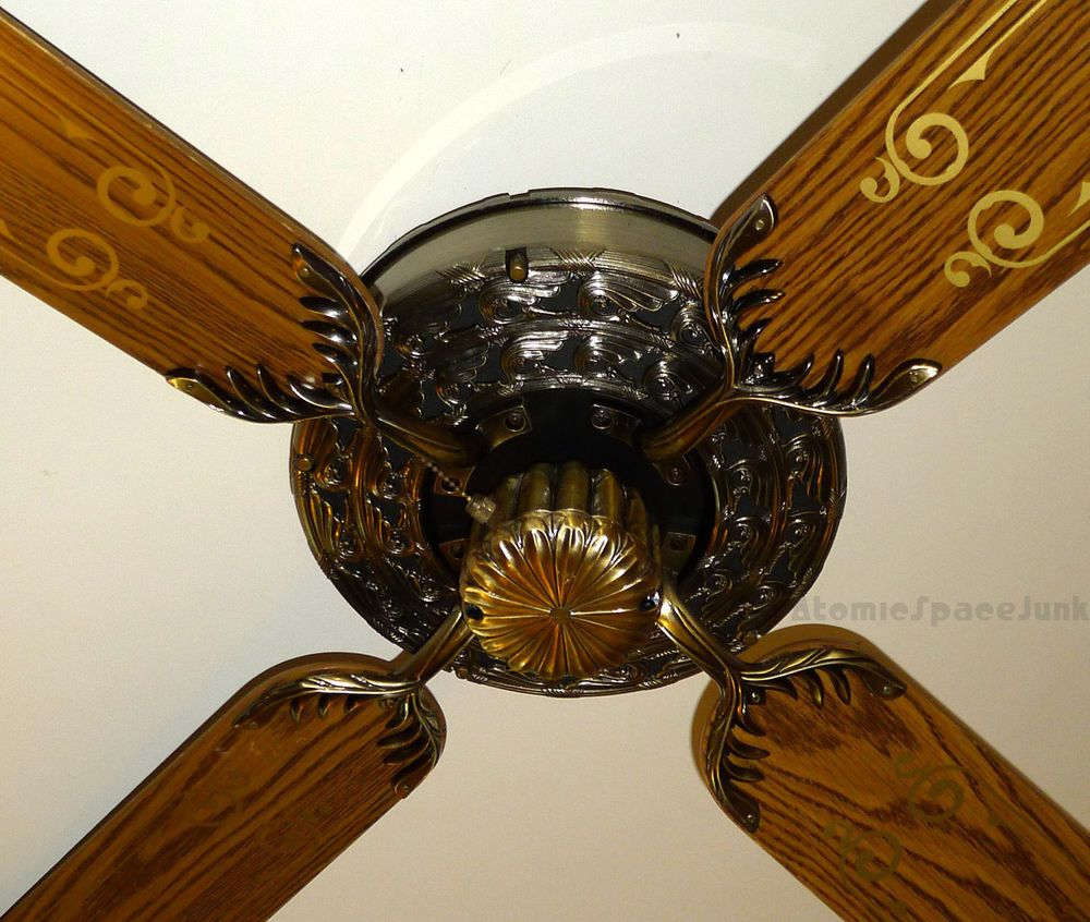 Ornate Ceiling Fans | Review Home Co