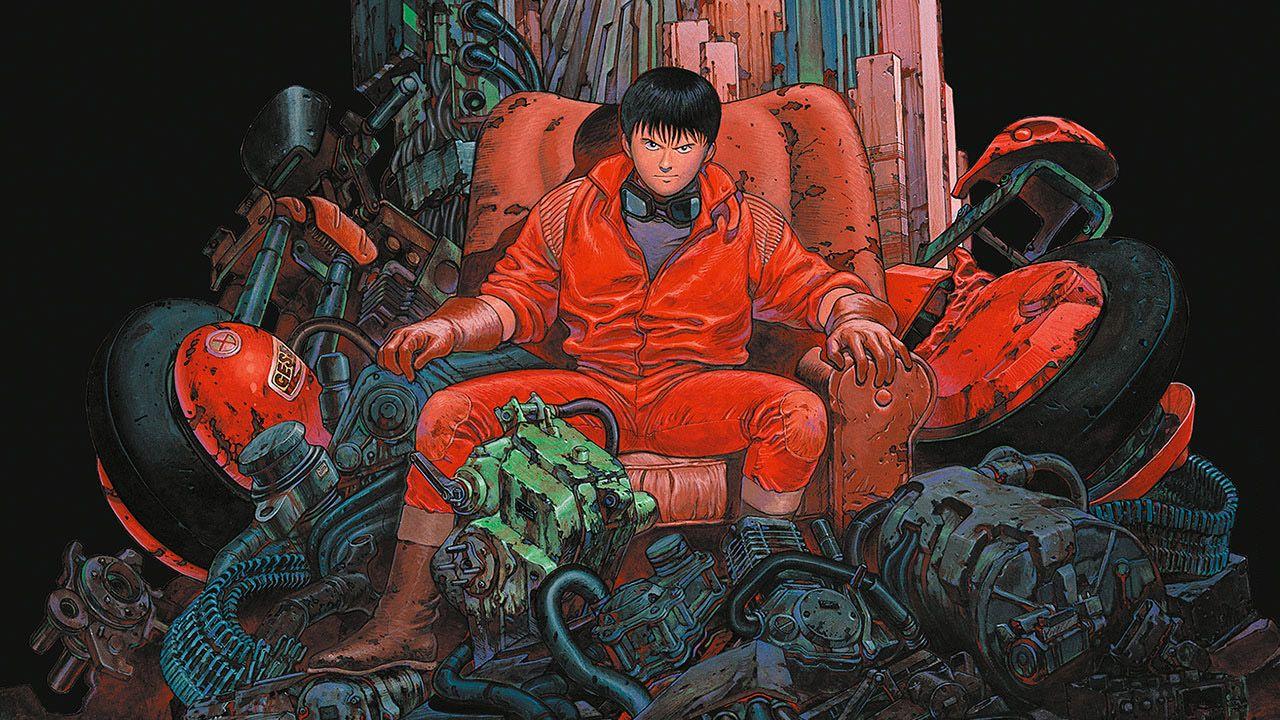 2019 time to rewatch i guess Akira, Anime, Videojuegos