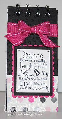 Pin By Ballerina101 On Card Ideas Dance Team Gifts Dance Crafts