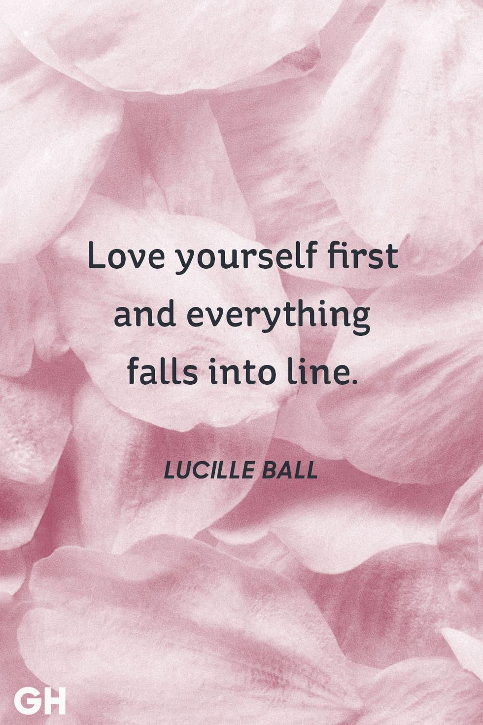 See more inspiring quotes about love at GoodHousekeeping ...