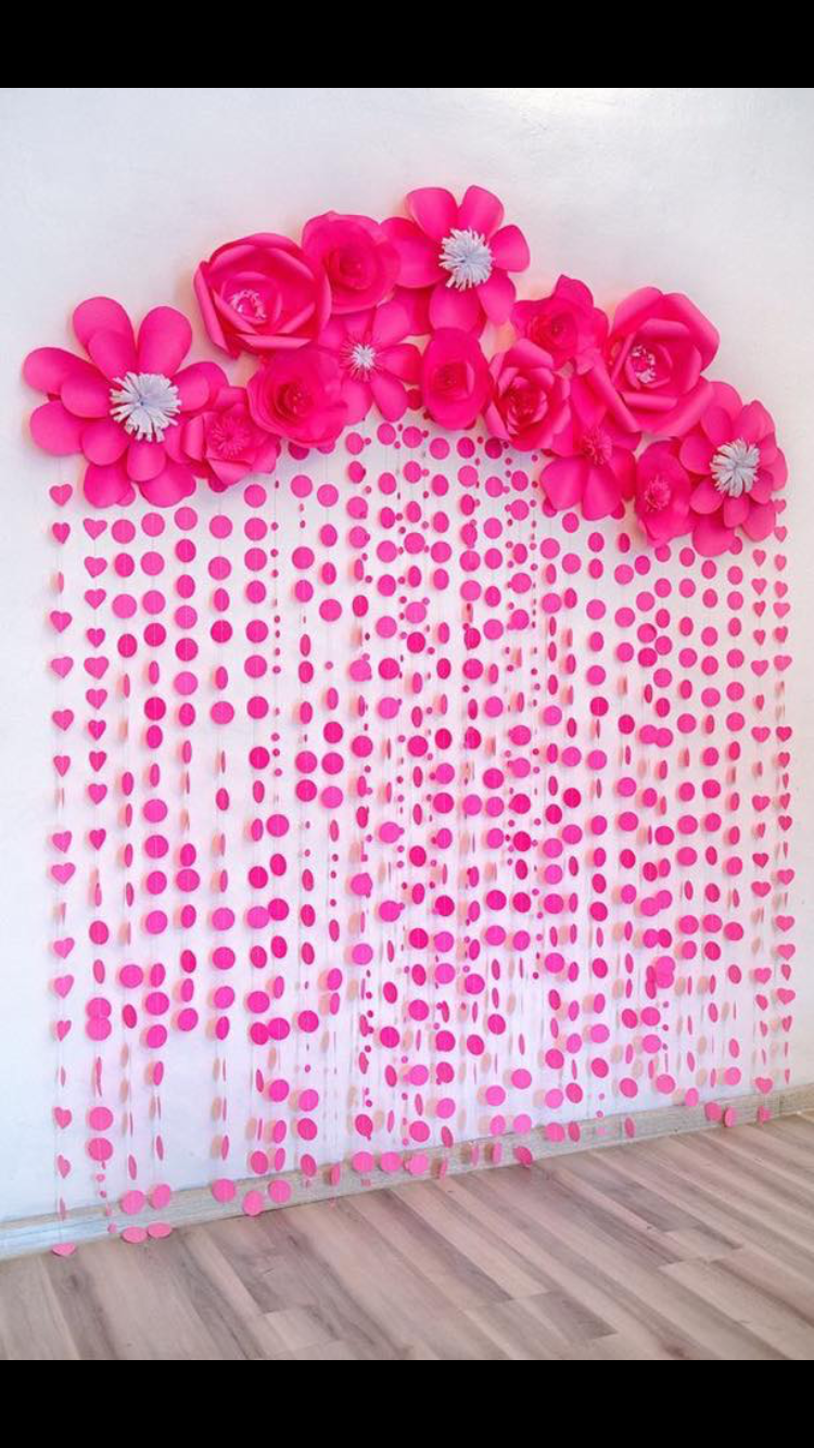 Pin by anu on home decor pinterest fiesta sobres de - Decoracion en cartulina para cumpleanos ...