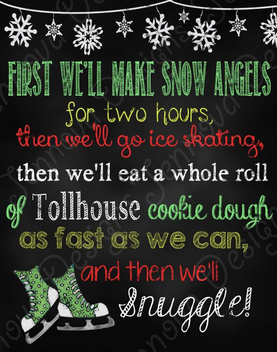 Pin By Jennifer Goble On Christmas Movies Elf Movie Quotes Christmas Movie Quotes Christmas Chalkboard