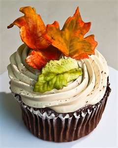 Image Search Results for fall cupcake wedding cake
