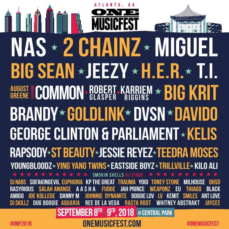 hip hop festival 2018