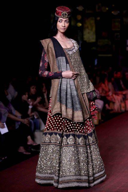 1c179af24 Showcasing Indian fashion sensibilities and rich heritage to the world:  designer Sabyasachi Mukherjee