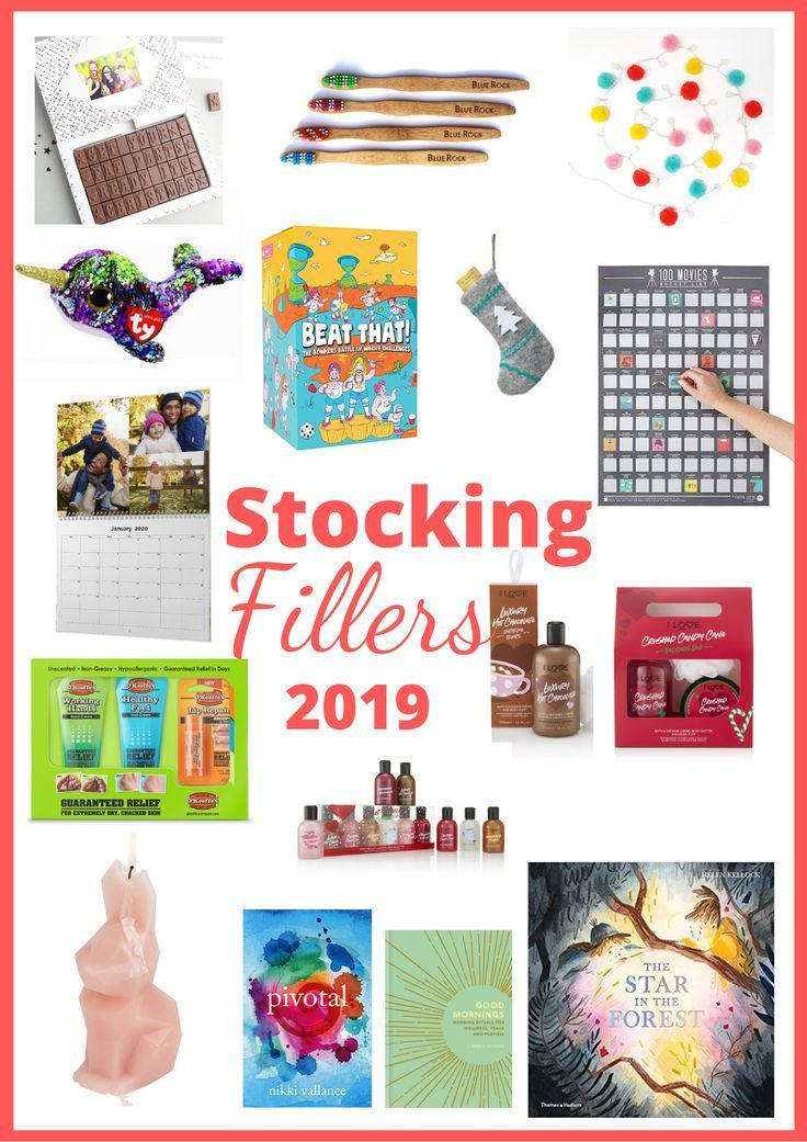 Stocking fillers #giftguide #Christmas