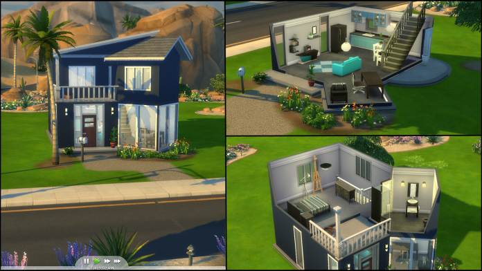 The Sims 4 Gallery Spotlight Sims House Sims House Plans Sims Building