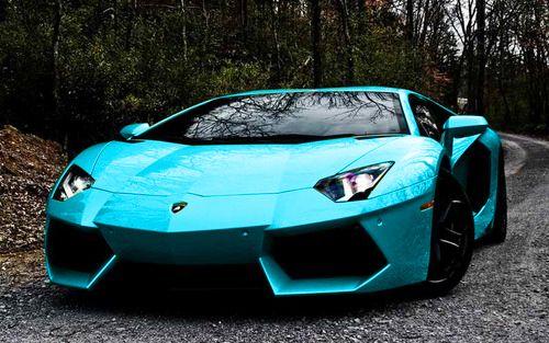 The Sensational Lamborghini Sesto Elemento Blue Chrome Cars