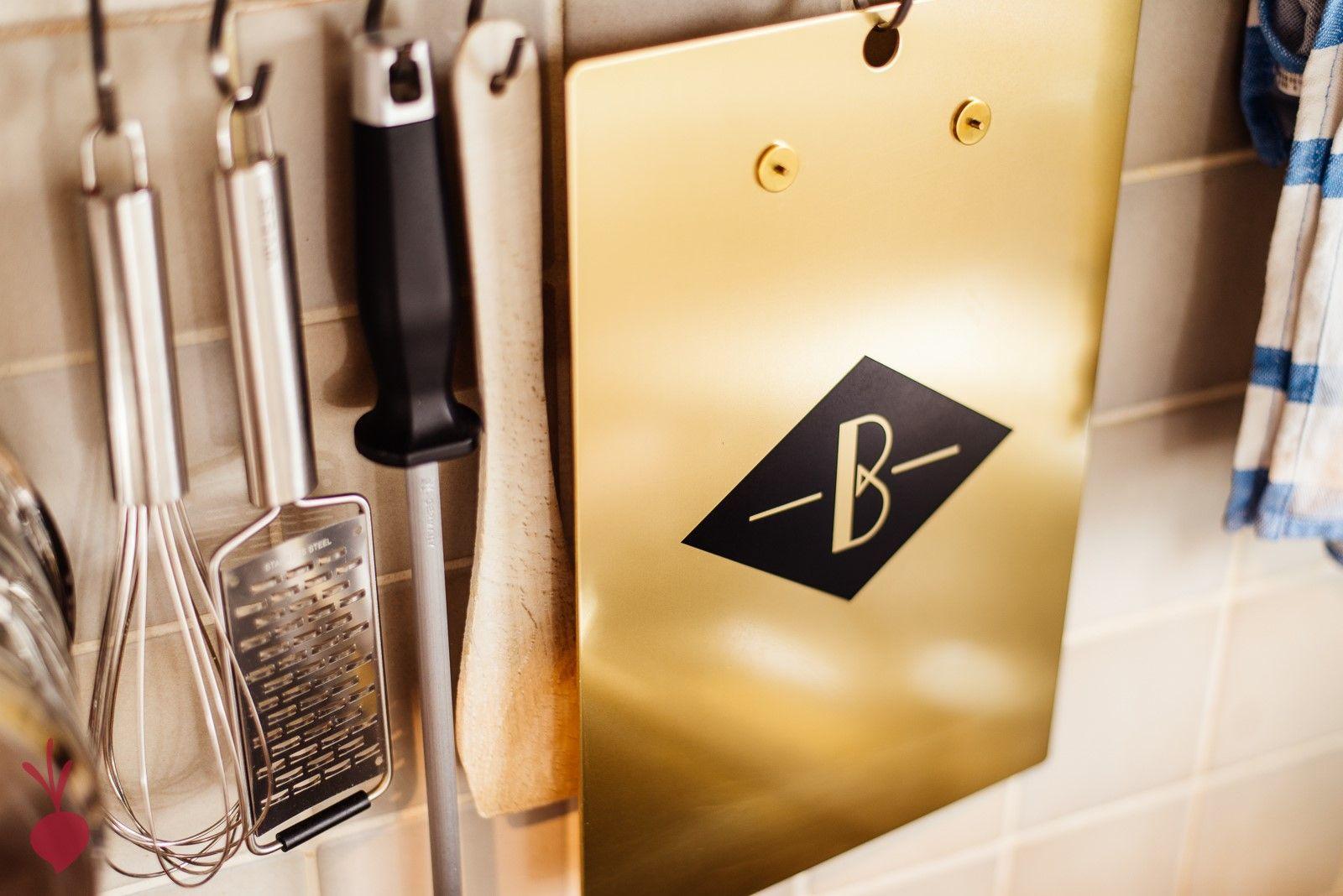 Luxus Metal Menue Boards