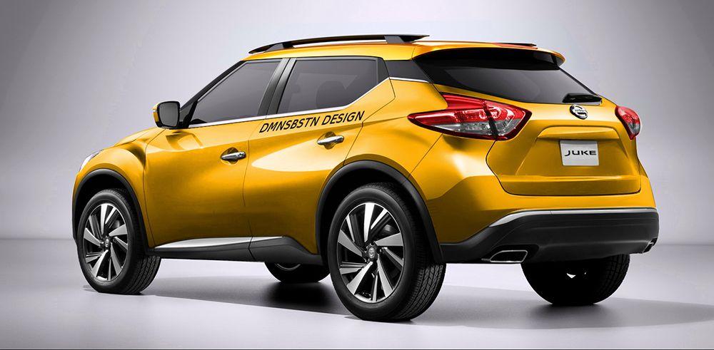 Nissan Juke Crossover 2017 >> New Nissan Juke 2017 Review Release Date Automotrends Pinterest