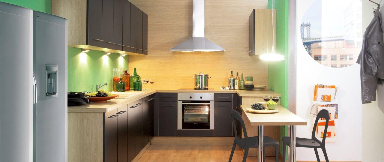 47 photos de cuisine avec une déco utilisant du blanc ...