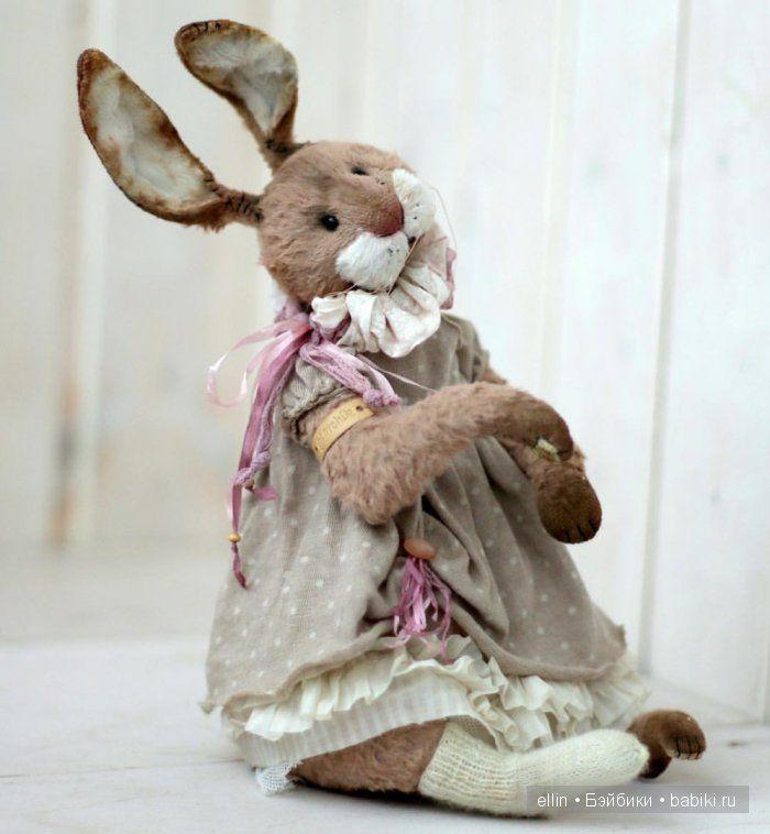 Матушка крольчиха шила платья