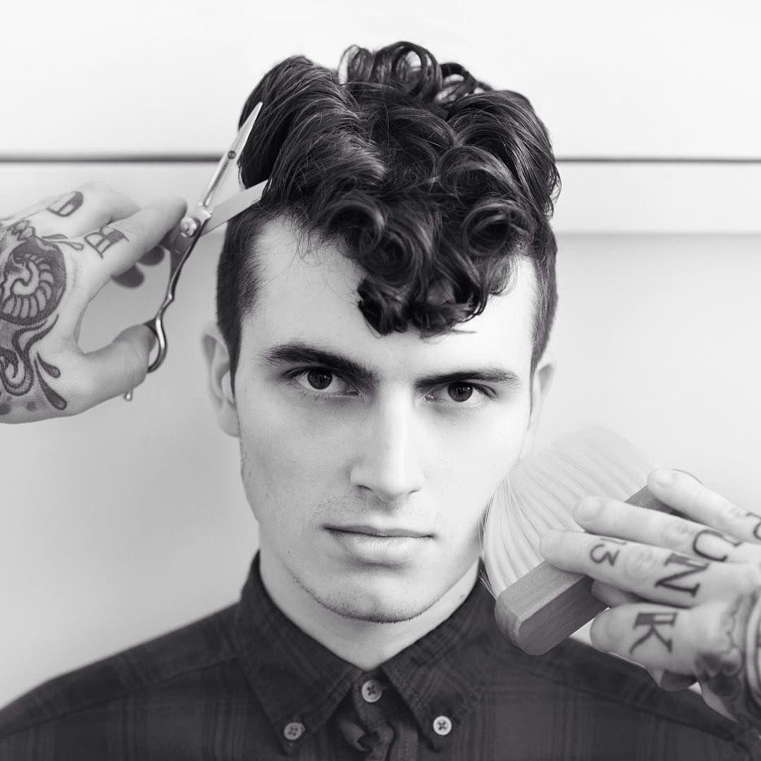 London School Of Barbering Jims Misc Hair Pinterest Hair