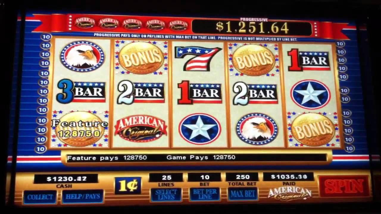 American Original Slot Game