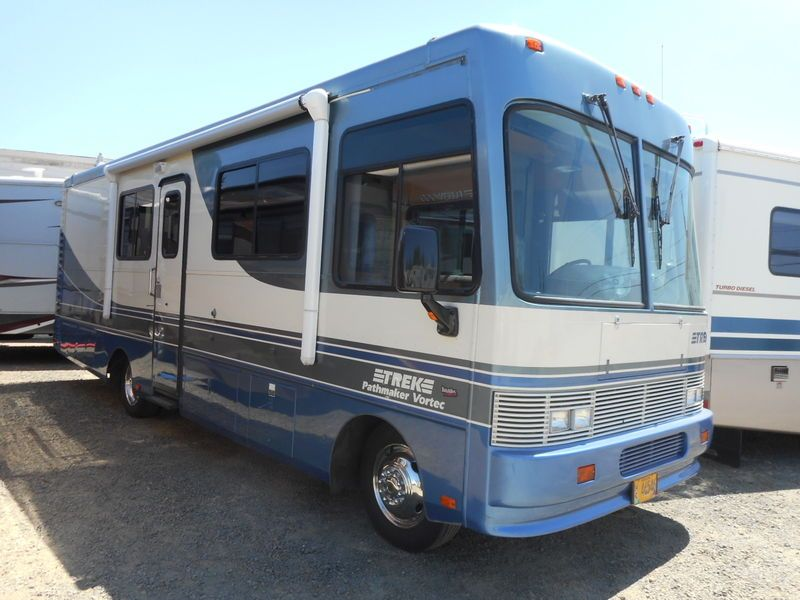 1998 Safari Trek Pathmaker Class A Diesel Rv For Sale In Mcminnville Oregon Mcminnville Rv Sales Amp Consignme Safari Rv For Sale Recreational Vehicles