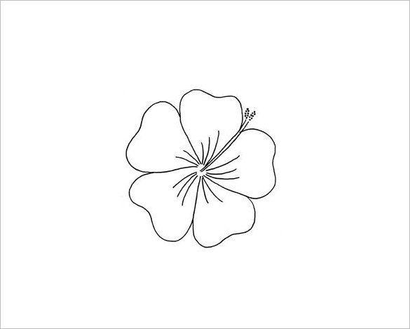 Flower Petal Template u2013 27+ Free Word, PDF Documents Download - flower petal template