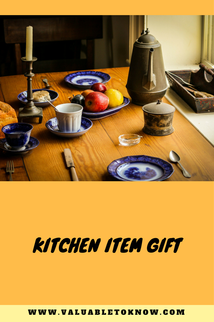 Merveilleux This Is A List Of Great Kitchen Gift Ideas. Maybe You Need Something For The
