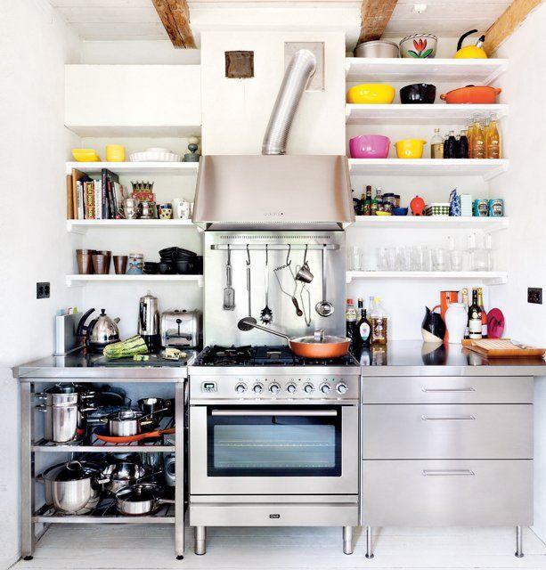 Minimalistkitchen Interior Design: Organization In A Kitchen Is A Plus...not To Mention A
