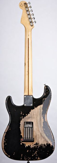 Blackie - Eric Clapton's main Stratocaster