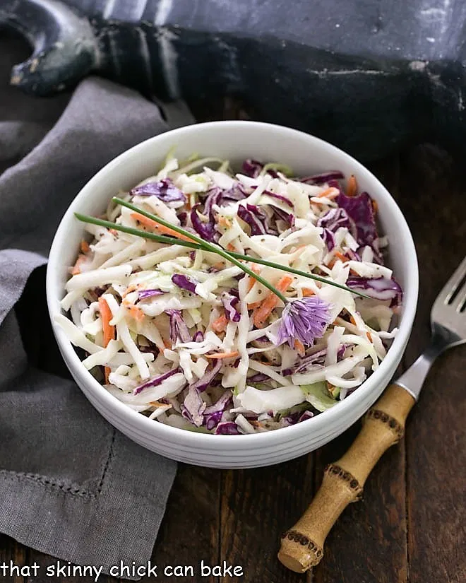 Kfc Coleslaw Recipe With Buttermilk Dressing Perfect Slaw For Picnics And Gatherings In 2020 Kfc Coleslaw Kfc Coleslaw Recipe Coleslaw Recipe