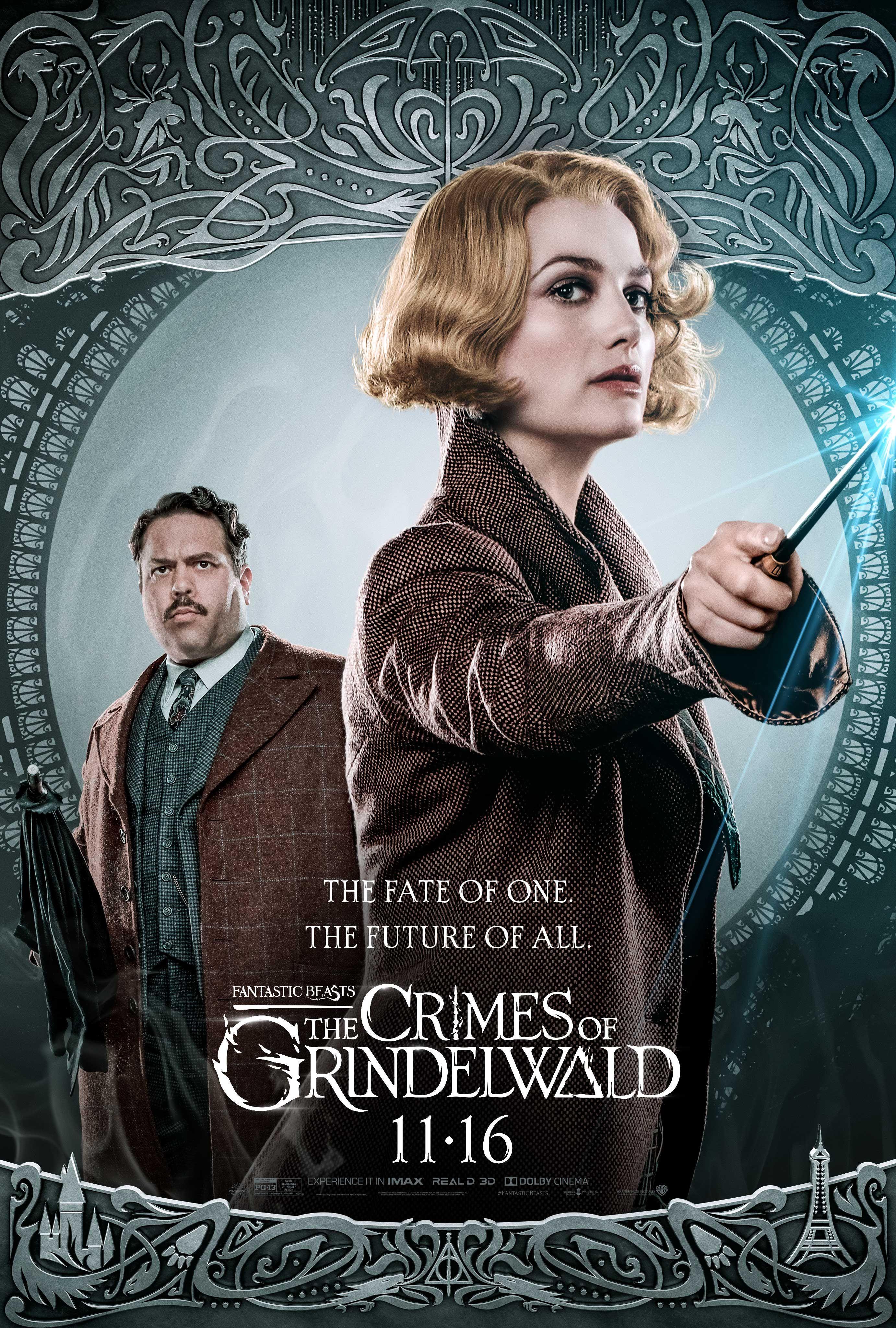 Fantastic Beasts The Crimes Of Grindelwald Warner Bros Phantastische Tierwesen Fantastische Tierwesen Tierwesen