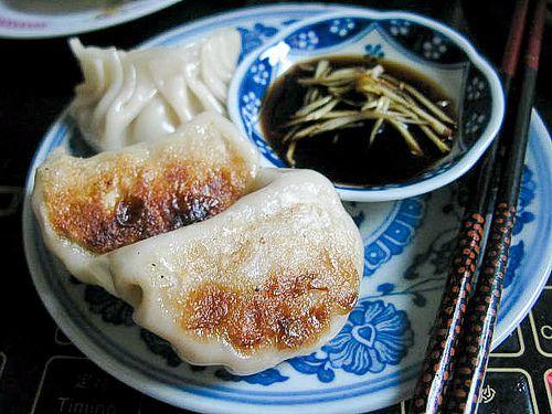 Potsticker Pork Dumplings 鍋貼 Recipe