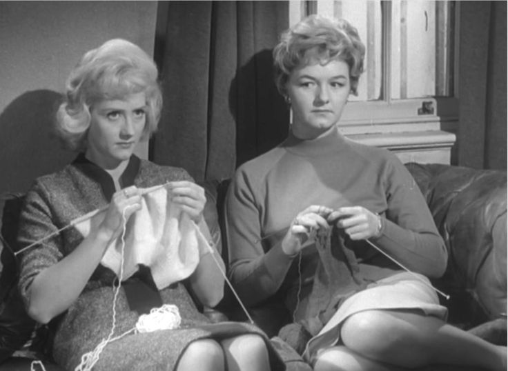 Liz Fraser and Joan Sims in Doctor in Love | Classic Old