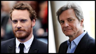Can't wait for this movie - Colin Firth and Michael Fassbender in Genius  http://britsunited.blogspot.com/2013/02/colin-firth-michael-fassbenders-genius.html