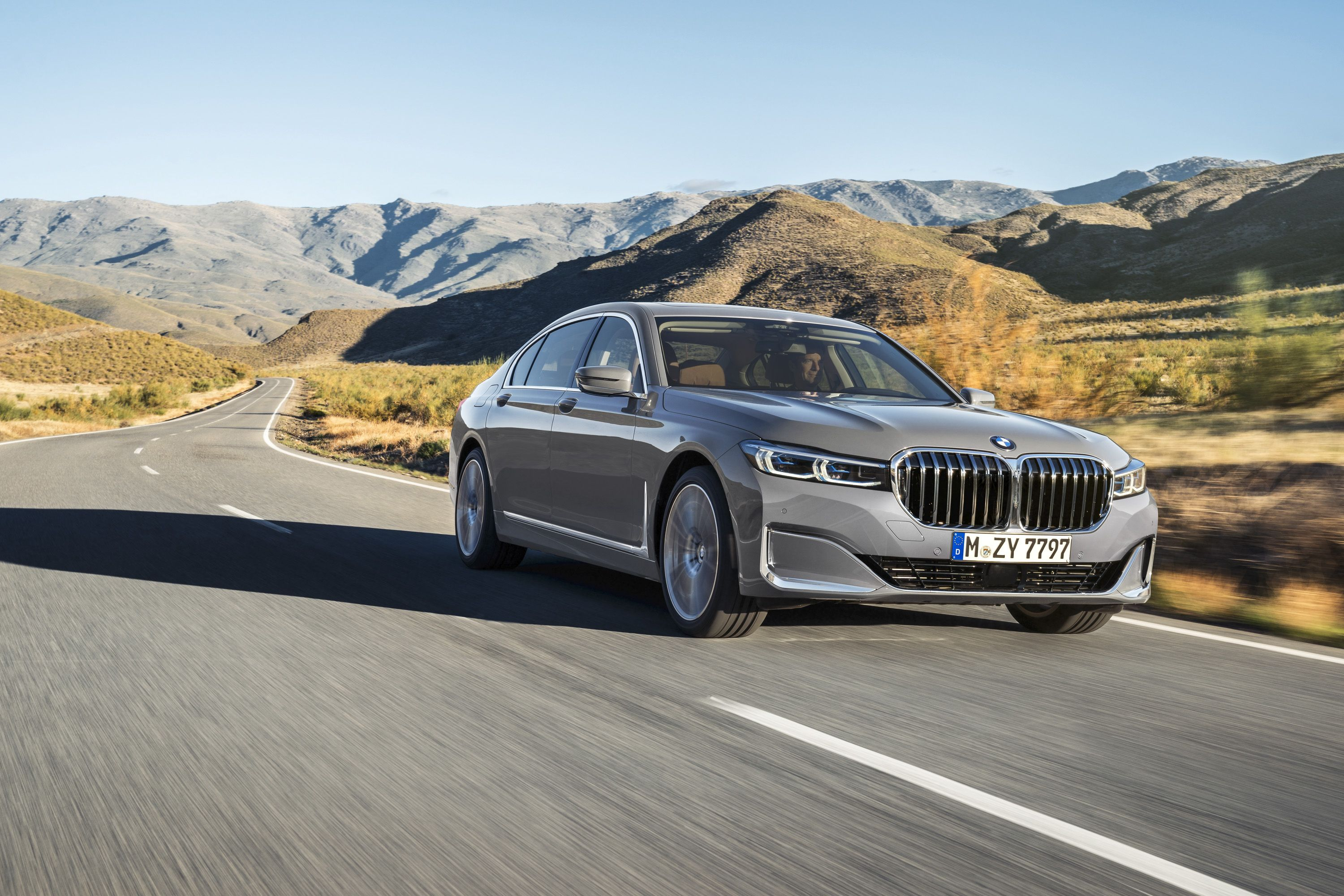 The 2020 Bmw 7 Series Is A Bavarian Tech Fest Bmw 7 Series New