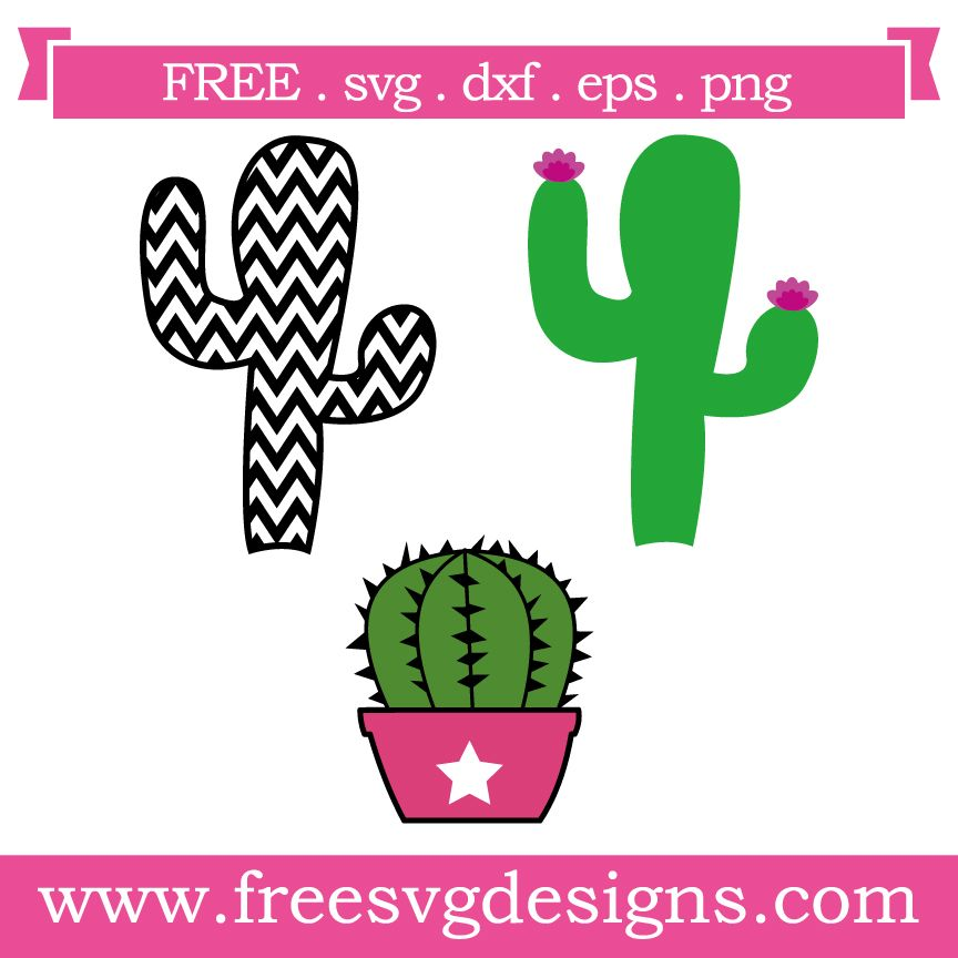 Cactus SVG svgpngdxf |Silhouette Files Scan Cut files Plants vs Zombies SVG