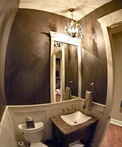 Half Bathroom Design Ideas Endearing 26 Half Bathroom Ideas And Design For Upgrade Your House  Half Decorating Inspiration