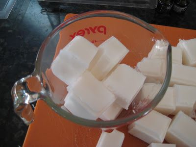 Cathie Filian: Make it: Goats Milk Soap