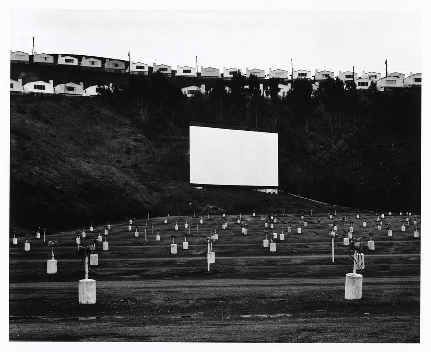 Bruce davidson drivein theatre san francisco 1966