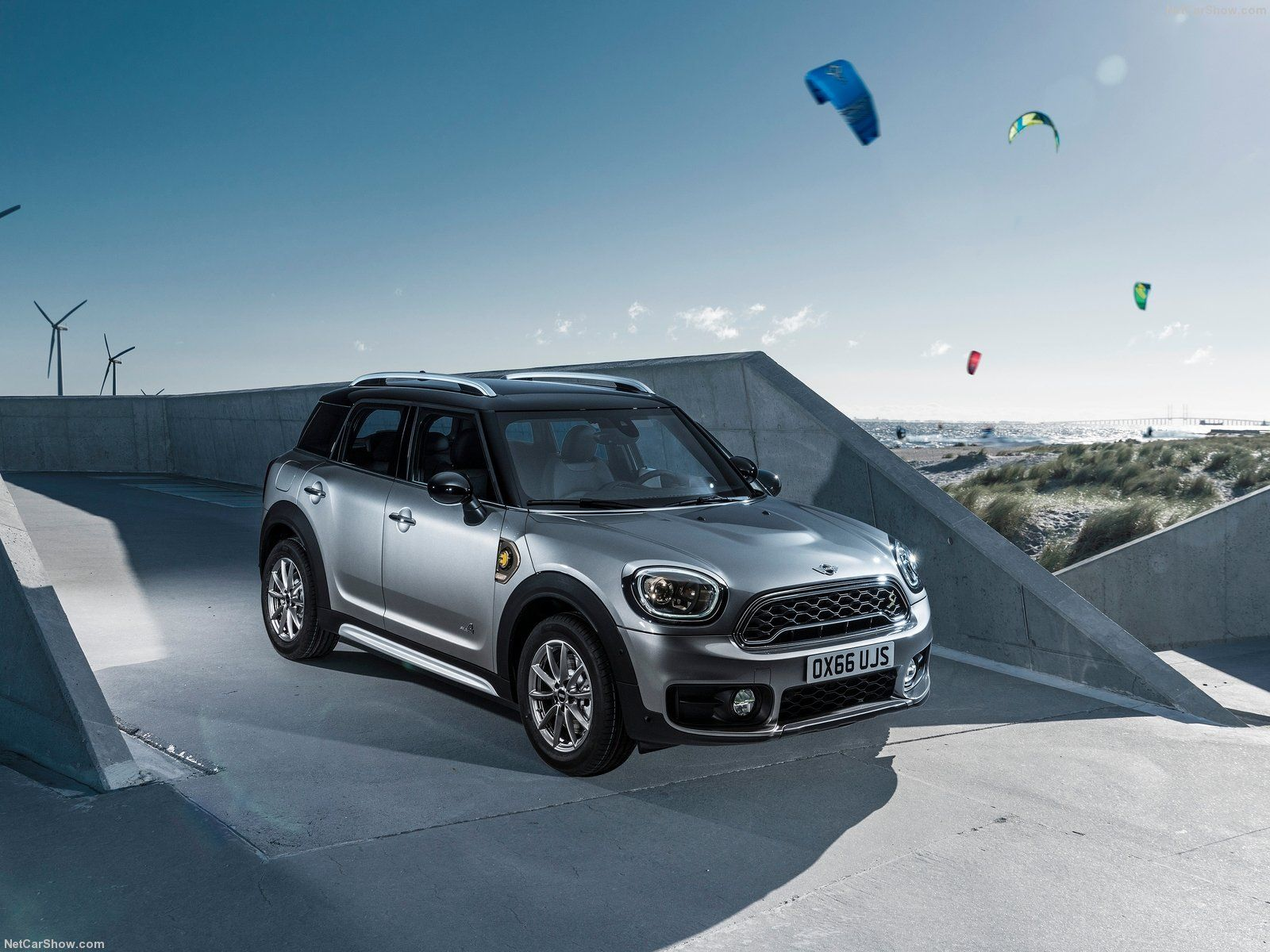 2017 Mini Countryman Plug In Hybrid