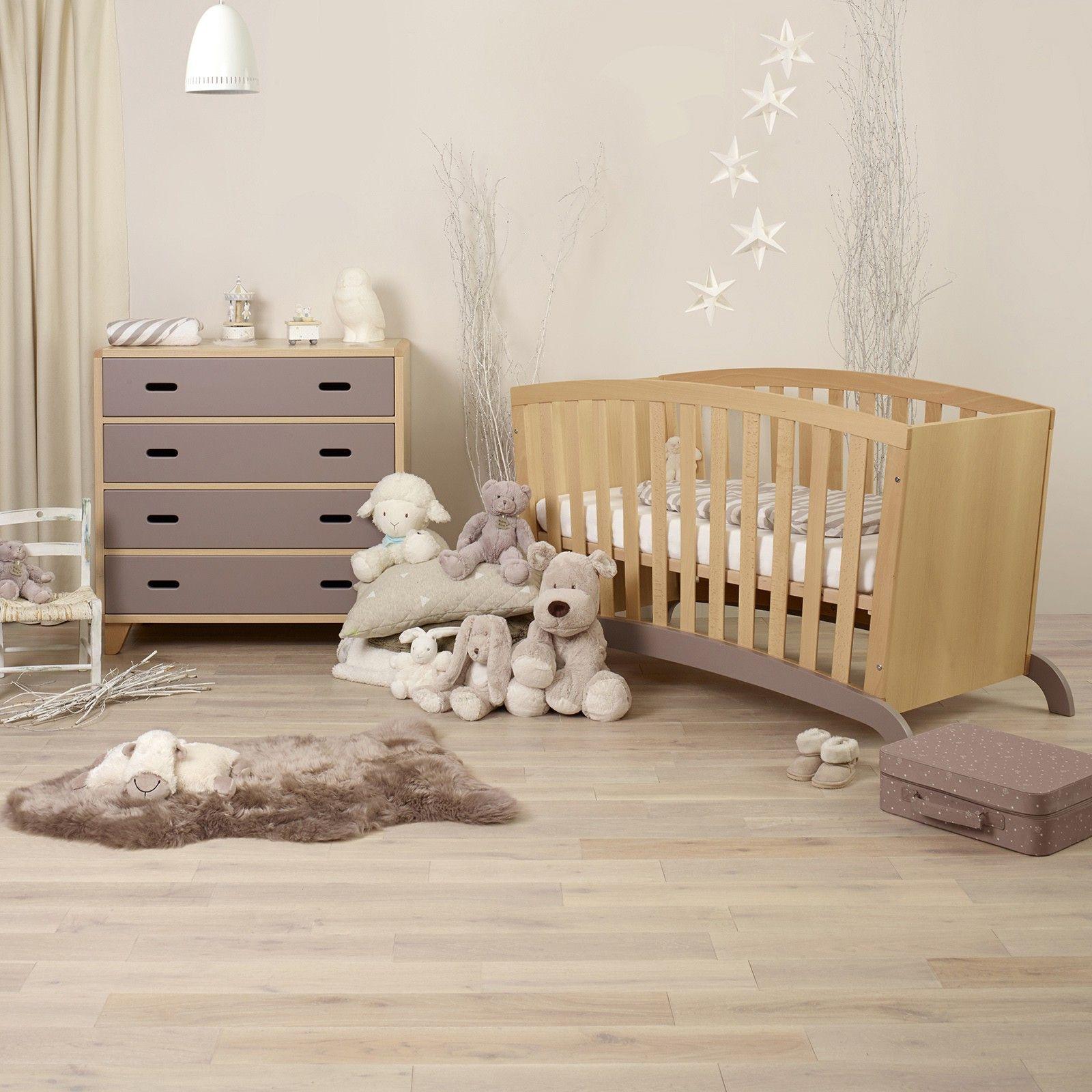 Chambre Popeen Lit Bebe Bikilu Et Commode Jalia Toddler Bed Bed Cribs