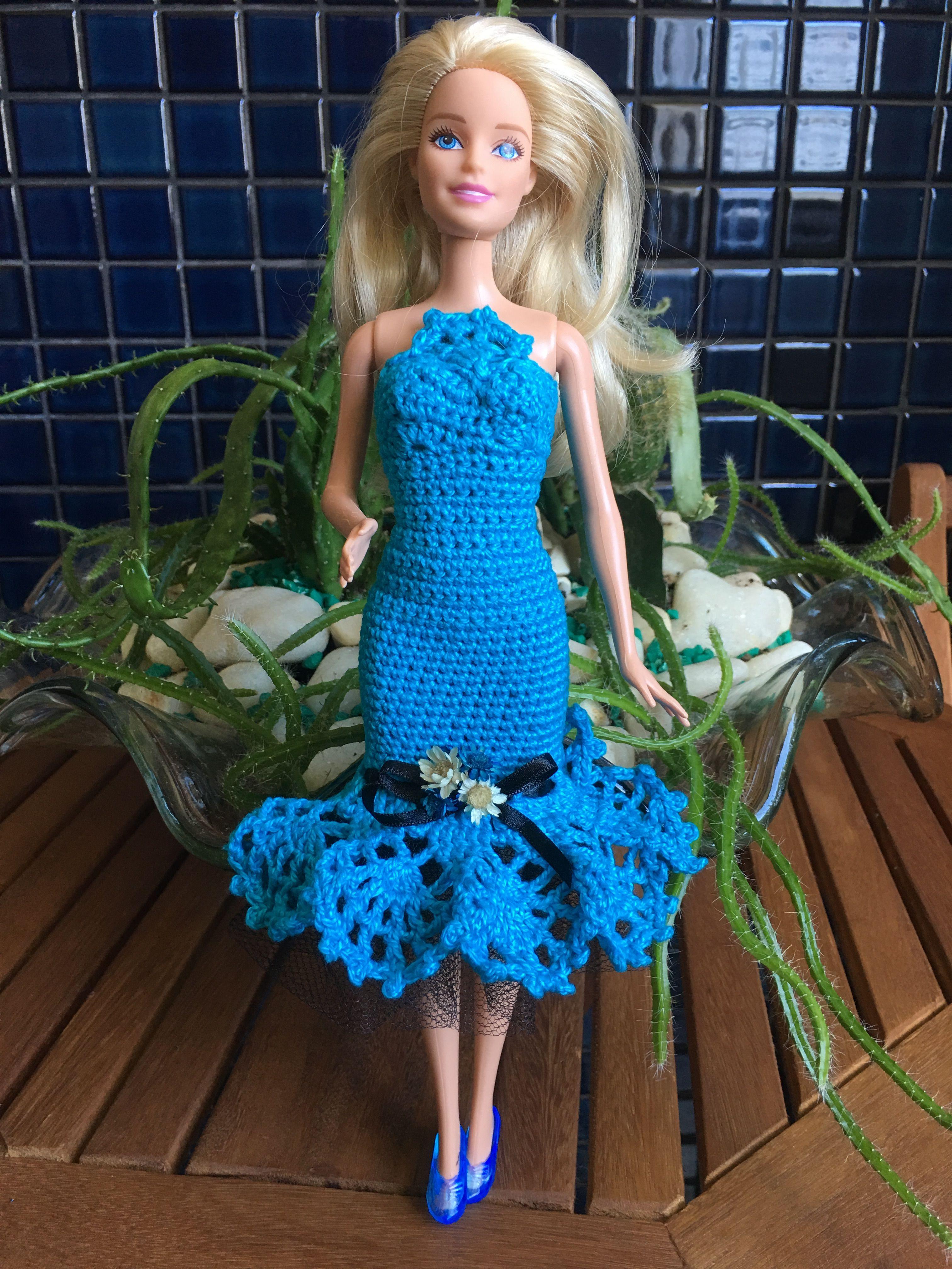 Pin de Maria Luisa Arenas en Barbie | Pinterest | Ropa de muñeca ...