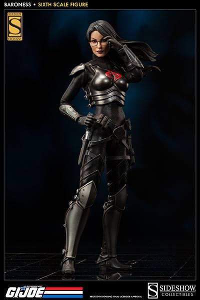 Sideshow Collectibles - Baroness Sixth Scale Figure $179.99 Jan 2014
