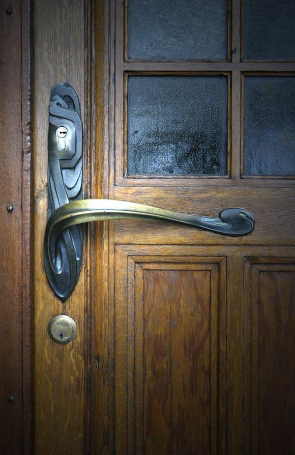 Ouvredeco Poignée De Porte Dentrée Poignée Velox Fix Sans Outil