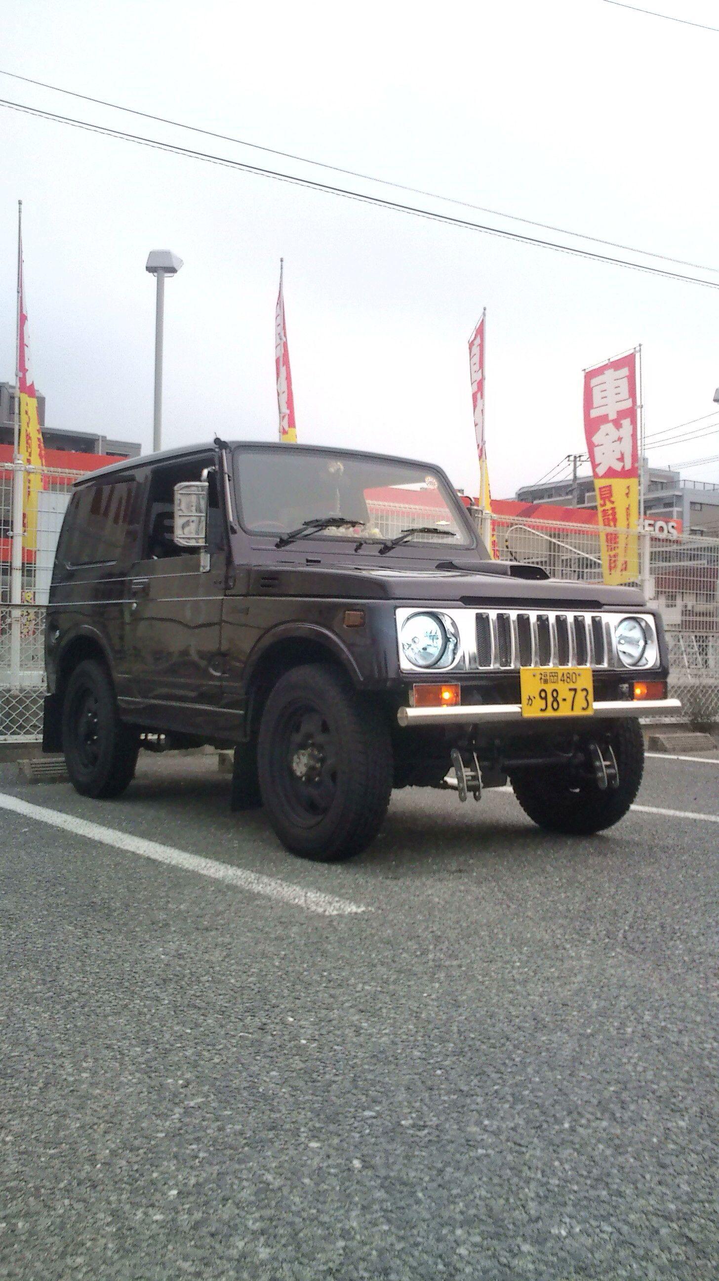 Suzuki Jimny Ja11 Cars 車 ジムニー 乗り物