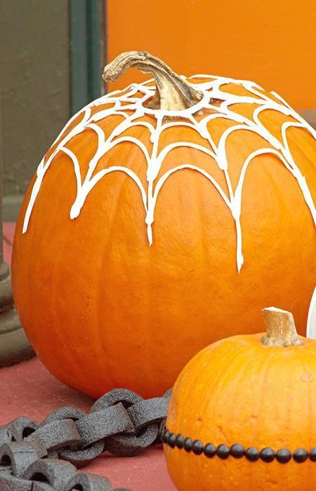 Creative Halloween Decorations Decorate Pumpkins Makes A Spooky
