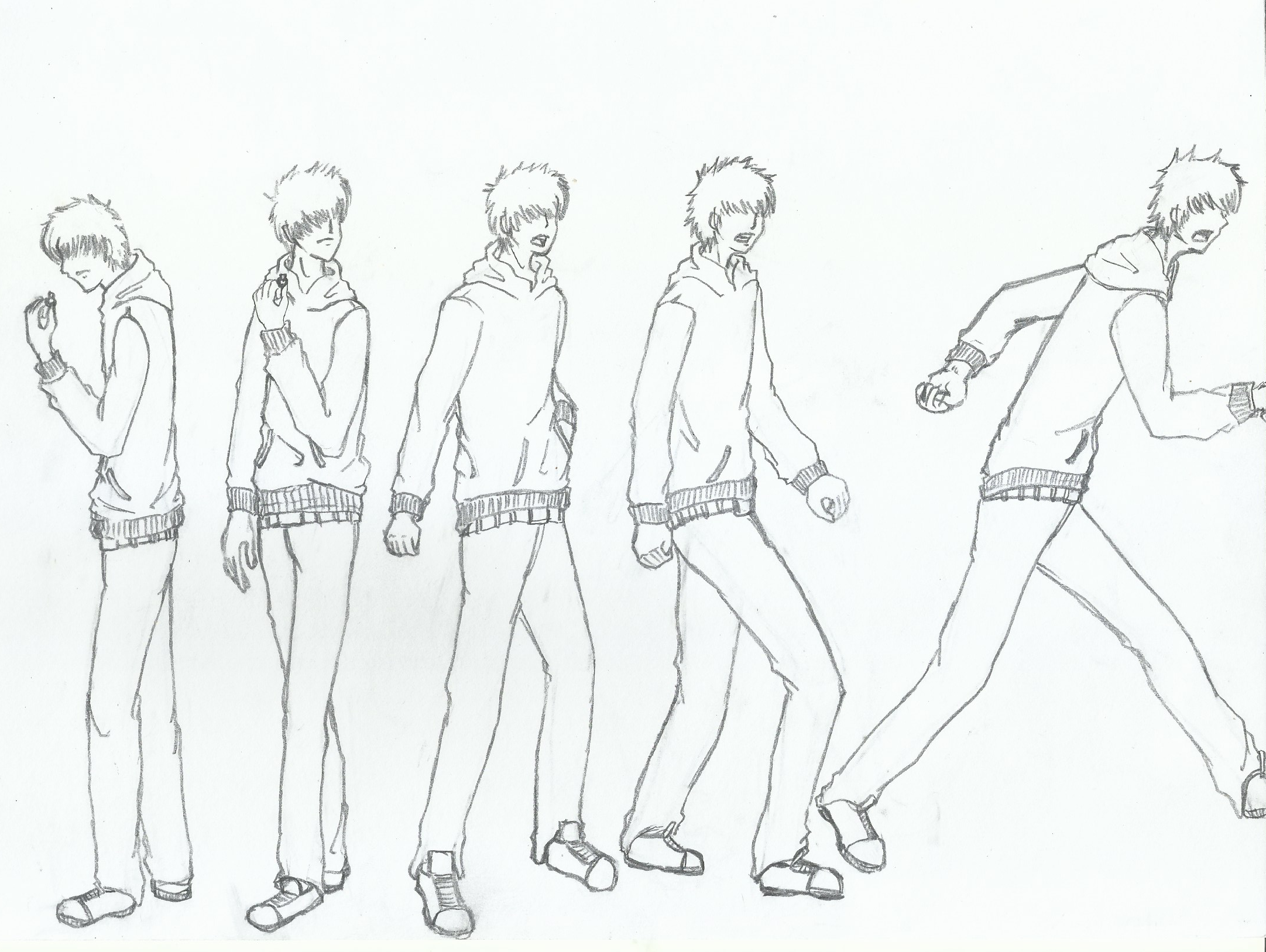 Trying To Draw Someone From A Standing Position To Running And Well Drawing Poses Male Drawing Poses Drawings
