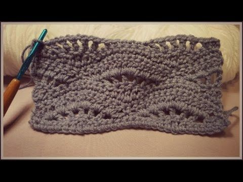 How To Crochet Larksfoot Track Stitch Youtube Crochet Stitches