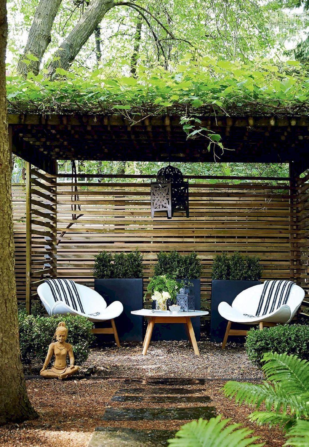 76 beautiful zen garden ideas for backyard 690 | a place to