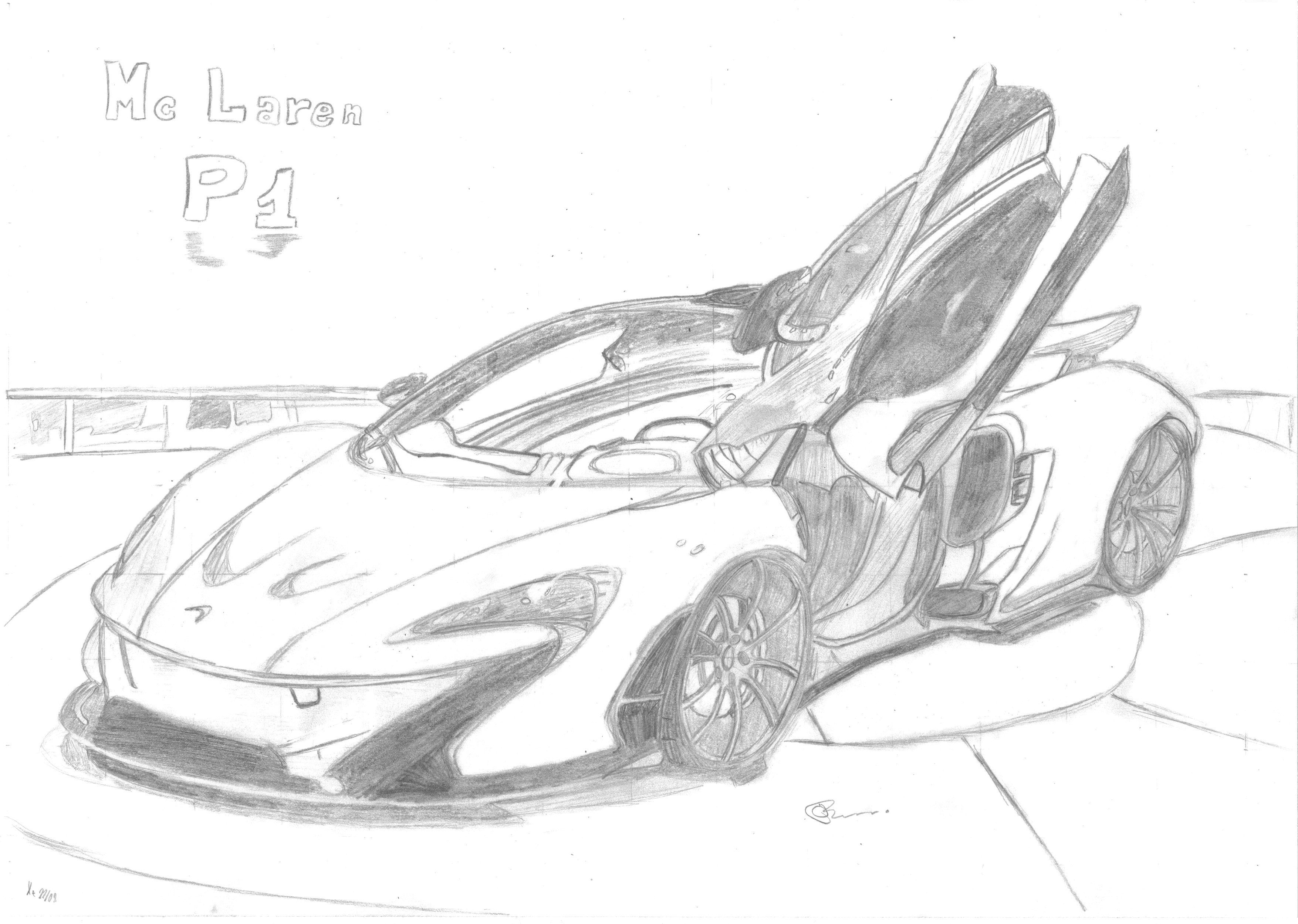 Coloriage de voiture de sport gallery of image duune voiture de sport lamborghini colorier with - Voiture de sport dessin ...