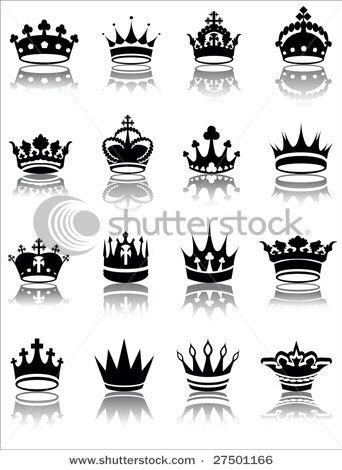 Crowns Google Search Tattoo Krone Krone Tattoo