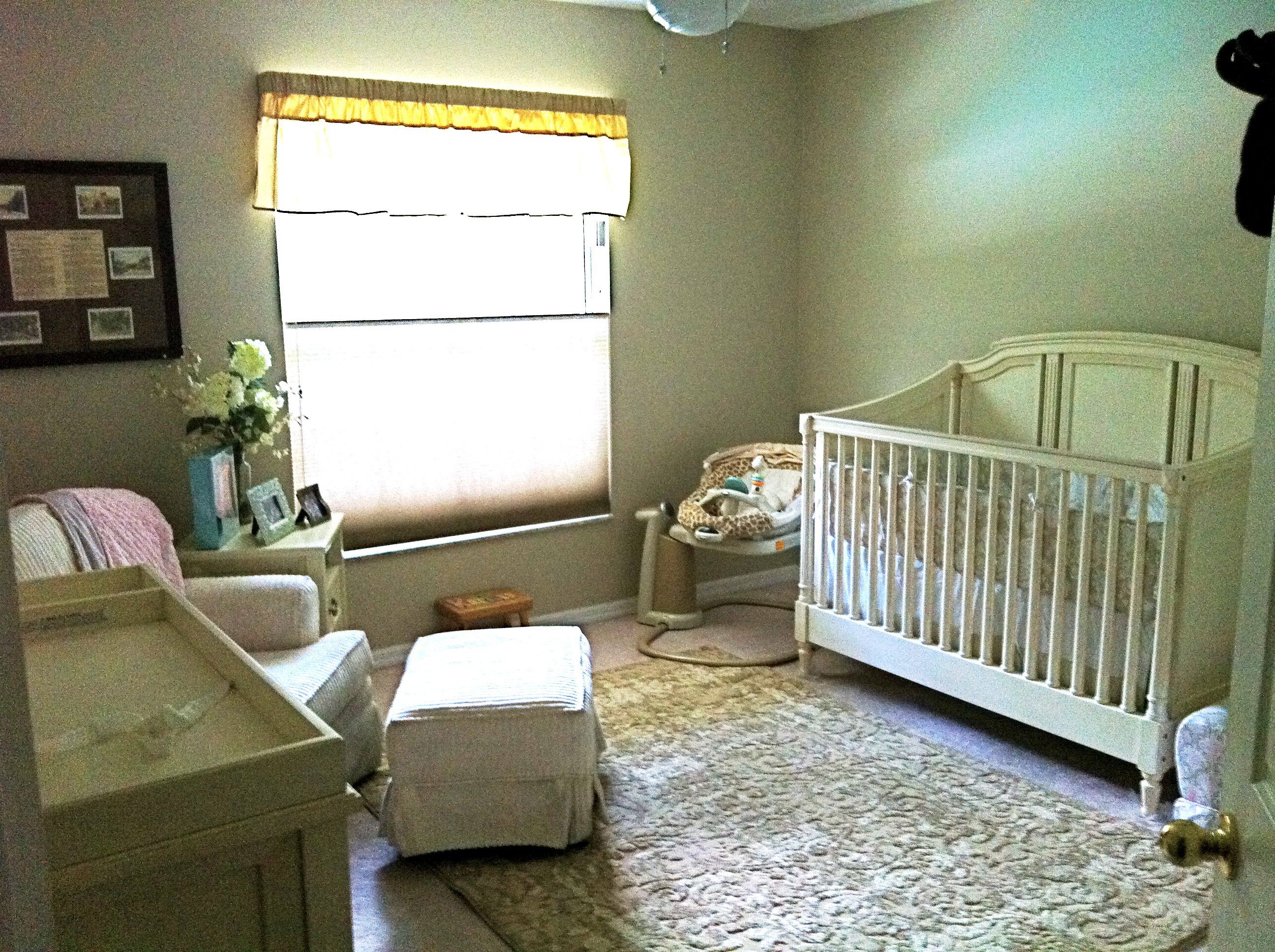 Baby Clark Nursery In Progress