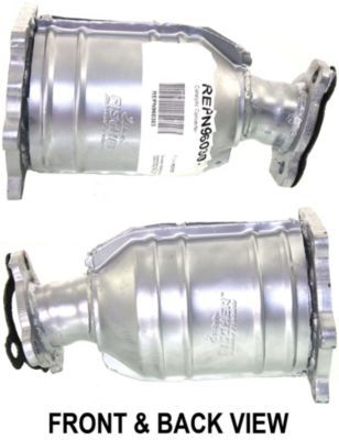 Engine Catalytic Converter 20002004 Nissan Pathfinder