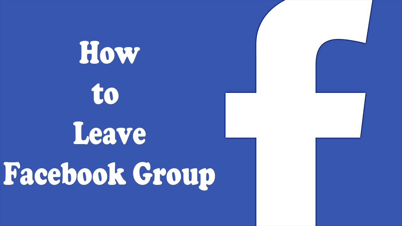How To Leave Facebook Group How To Leave A Facebook Group 2019 How Do You Remove Yourself From A Group On Fac Facebook Group Leaving Facebook How To Remove