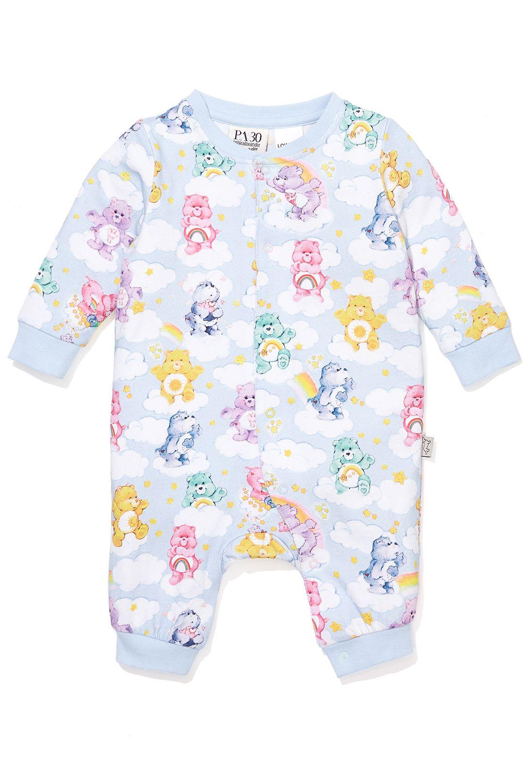 957815777de6e Image for Baby Unisex Care Bear Onesie from Peter Alexander | Rainn ...